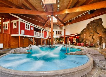 MidSommerland - Therme Whirlliegen